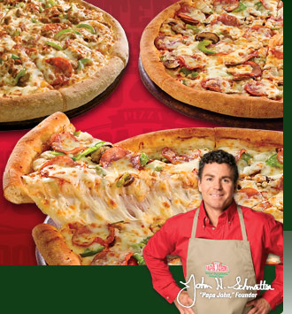 New Example of a Papa Johns coupon from Papa Johns coupons Image from They image can be enlarged. Papa Johns Promo codes and coupon codes: The coupon codes, or 'promo codes' as they are also known, work differently.