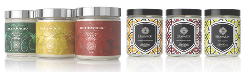 bluewick candles Bluewick Candles   Ends 12/7