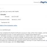 ibotta payment screen sheet