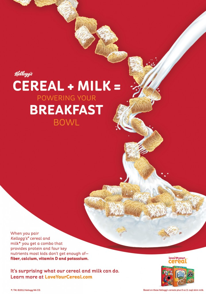 Super Deal on Cereal & Milk at Walgreens and CVS