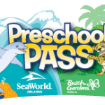 sea world preschool pass
