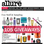 allure giveaways