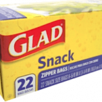 glad snack bag