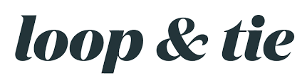 loop and tie logo