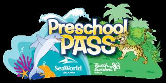 sea world preschool pass