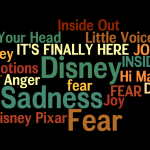 Inside Out wordle
