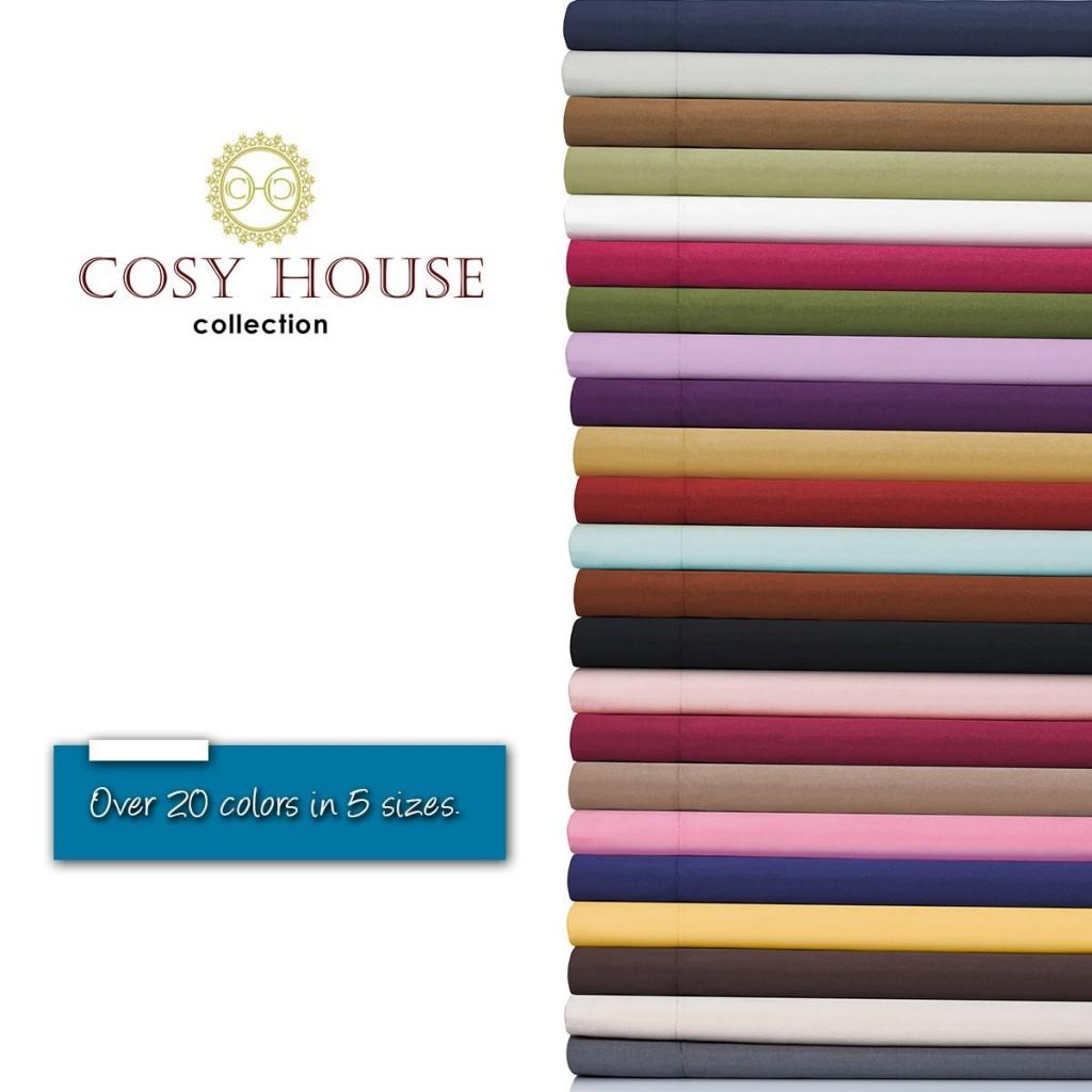 cosy sheets colors
