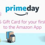 Amazon $5 credit for app
