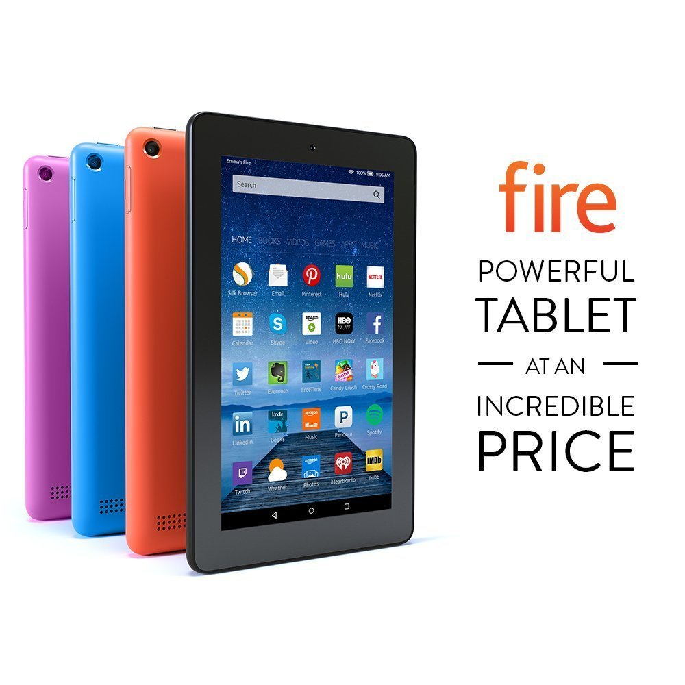 kindle fire prime day