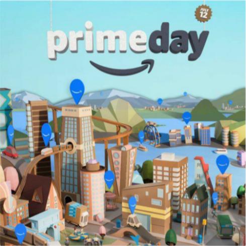 prime day banner