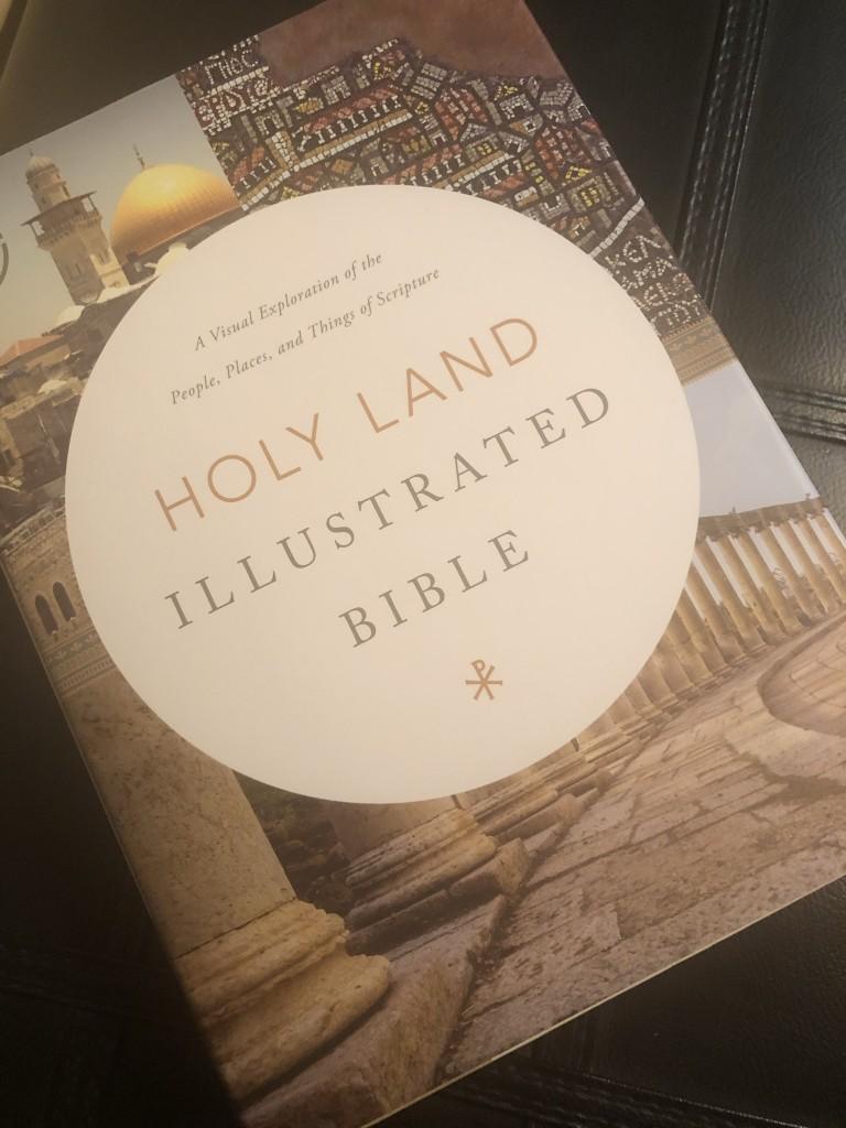 Holy Land Bible 1