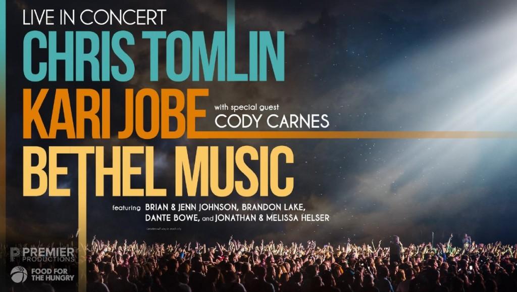 Kari Jobe concert